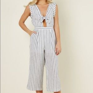 Every Get Out Of Town Capri Jumpsuit